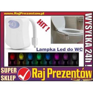 Lampka Led do WC
