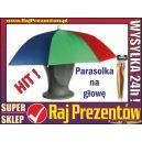 Parasolka na głowę